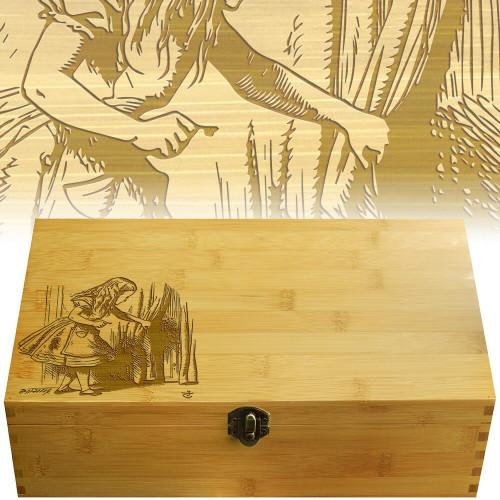 Alice Multikeep Tea Box