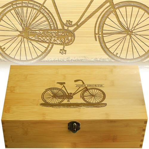 Bicycle Multikeep Tea Box