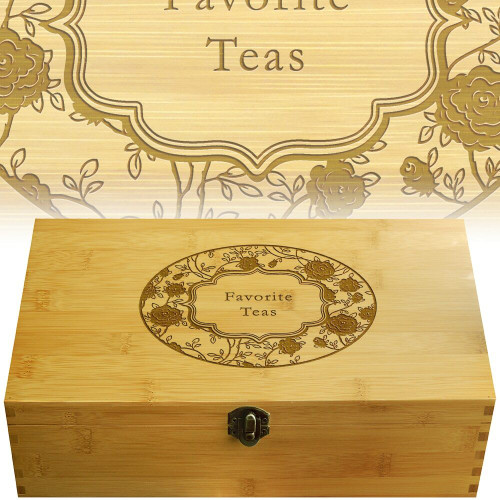 Petals Multikeep Personalized Box