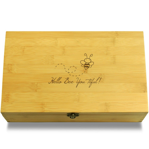Bumble Bee Organizer Chest Lid