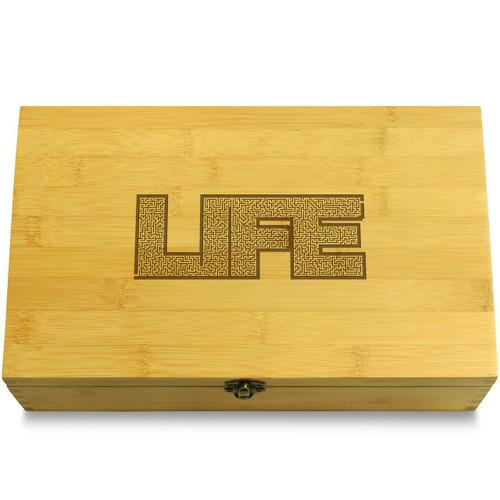 Maze of Life Multikeep Box Wood Chest