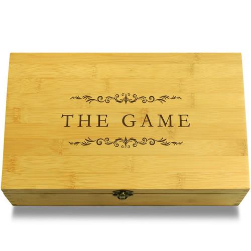 The Game Filigree Organizer Lid