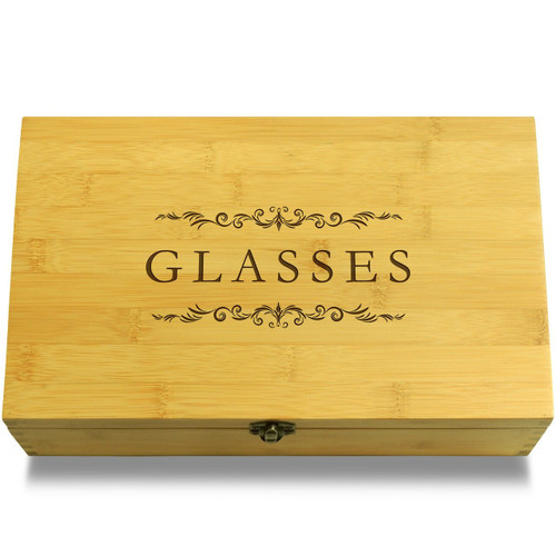 Glasses Filigree Organizer Lid