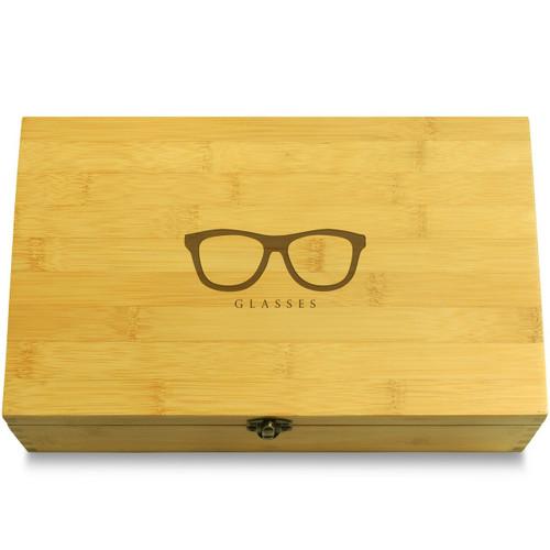 Glasses Organizer Chest Lid