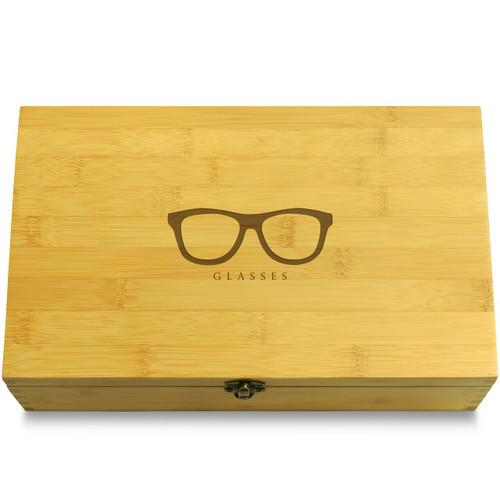 Glasses Organizer Chest Lid