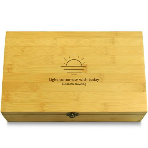 LightBrowning Box Lid