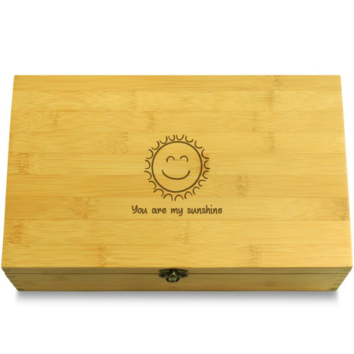 You are my Sunshine Box Lid