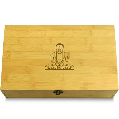 Buddha Organizer Chest Lid