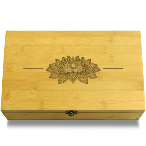 Lotus Box Lid