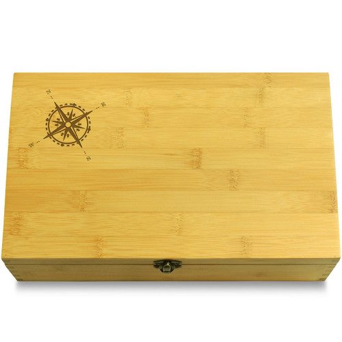 Compass Box Lid
