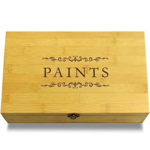 Paints Chest Lid
