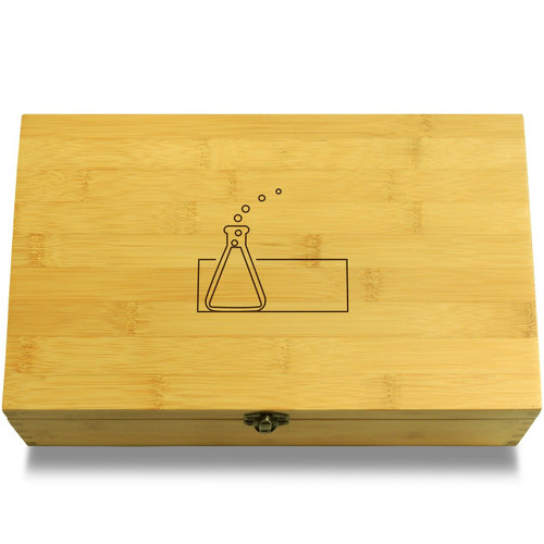 Chemistry Chest Lid