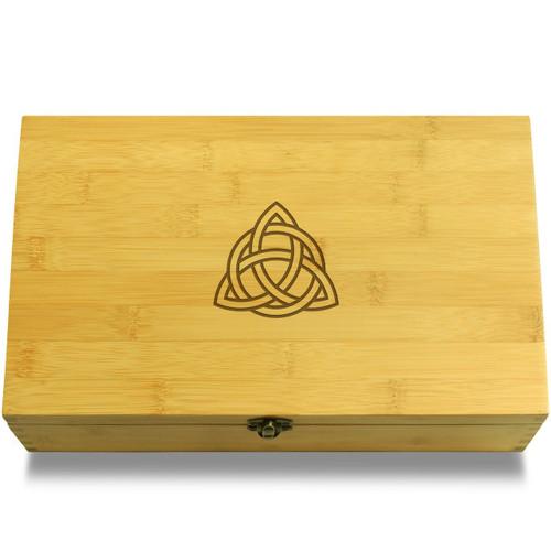 Celtic knot Organizer Box Lid