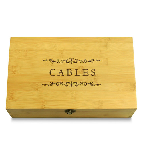 Cables Organizer Box Lid