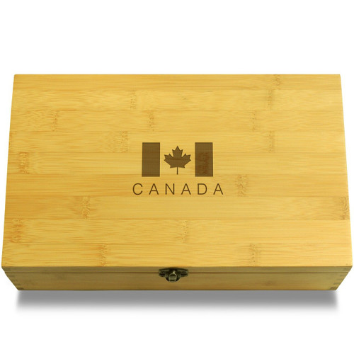 Canadian Wood Chest Lid