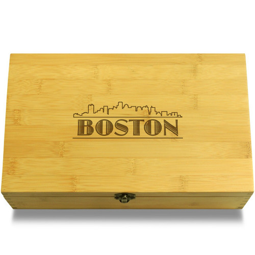 Boston Wood Chest Lid