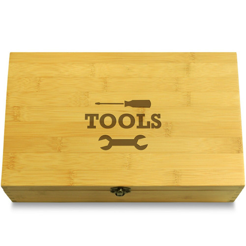 Wrench & Screwdriver Tiools Chest Lid