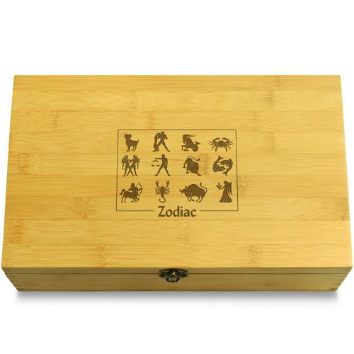 Zodiac Chest Lid