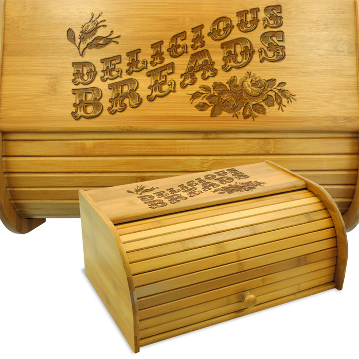Elixir Bread Container