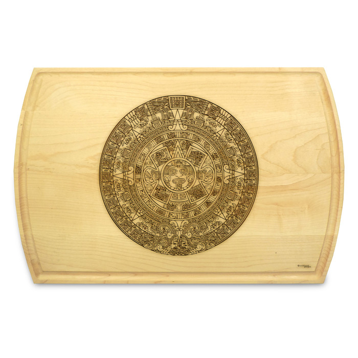 Aztec 10x16 Grooved Cutting Board
