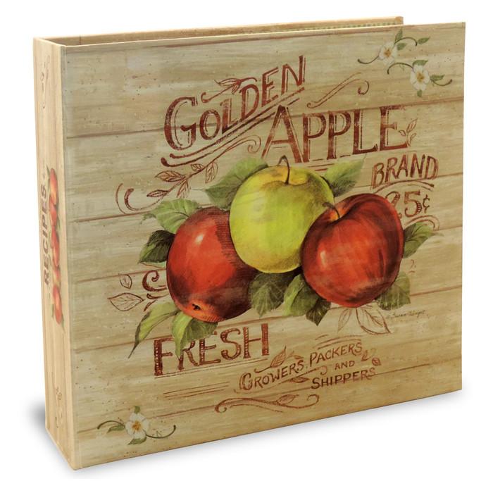 Half Page Recipe Organizer - Old Orchard