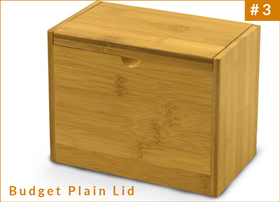 Bamboo recipe box best seller
