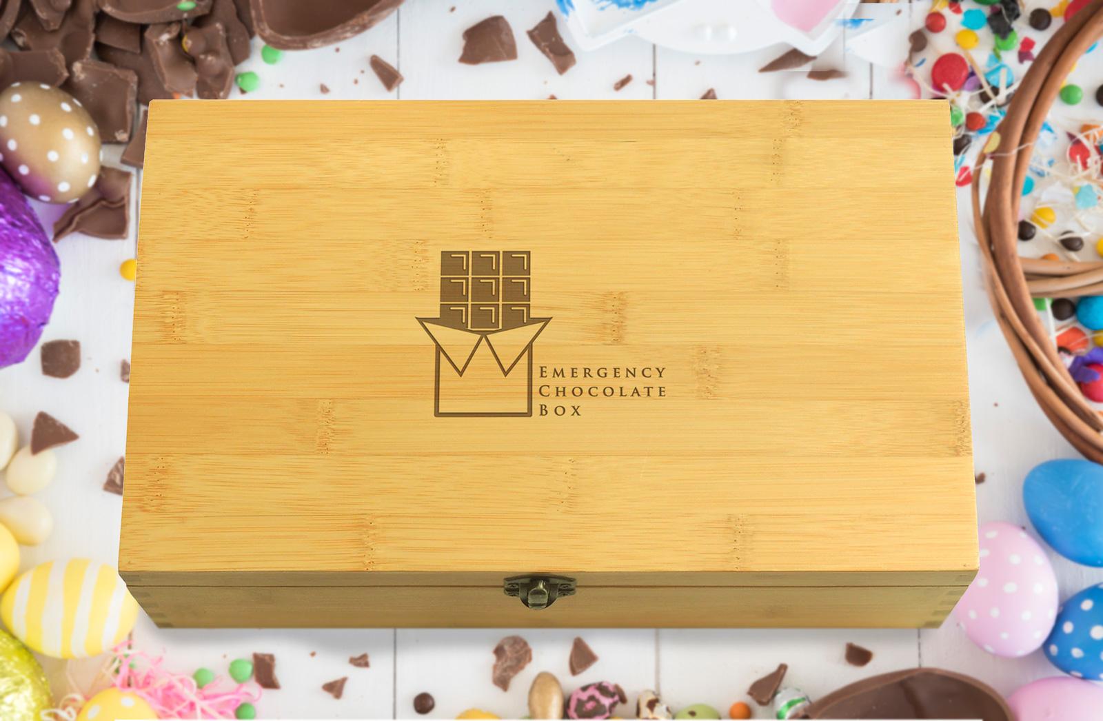candy wood box