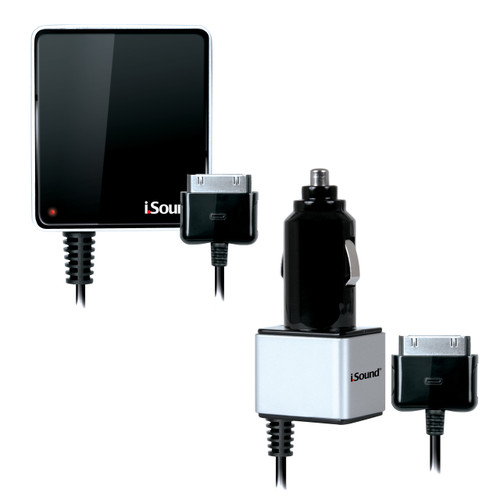 Wall and Car Charger, 30 Pin