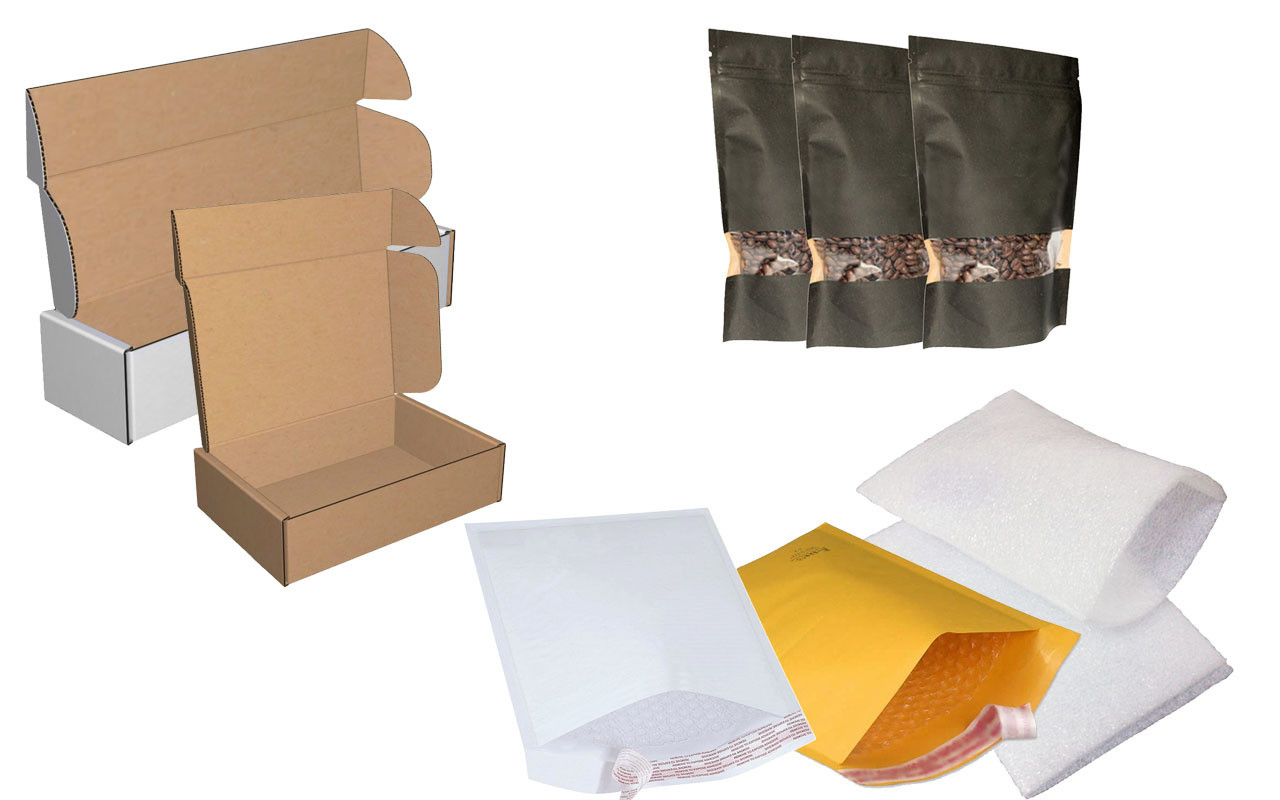 Mailers and Pouches