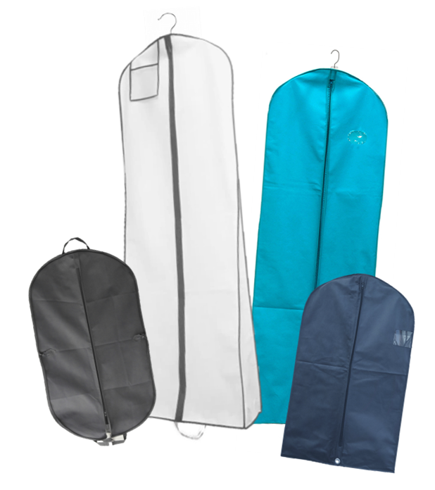 Non-Woven Dress & Suit Bags