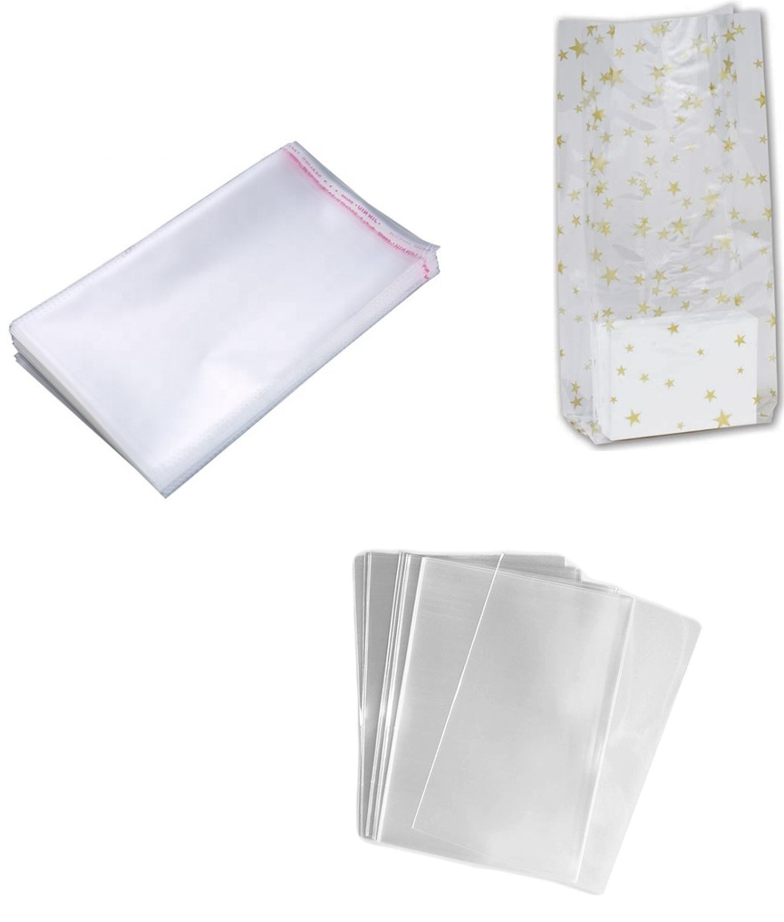 Poly Clear Bags