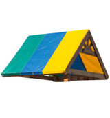 Multi Color Canopy Roof