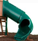 Twister Tube Slide for 4 ft deck