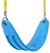 Heavy Duty Swing Seat- Blue