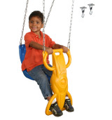 Wind Rider Glider with Swing Hangers