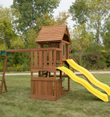 Timberview Wood Complete Play Set