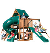 Tellico Terrace Wood Complete Play Set