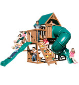 Denali Tower Wood Complete Play Set