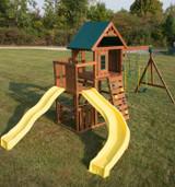 Castlebrook Wood Complete Play Set