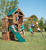 Elkhorn Wood Complete Play Set