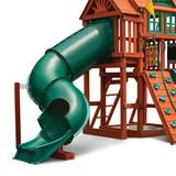 Studio shot of Tunnel Twister Tube Slide from Swing-N-Slide