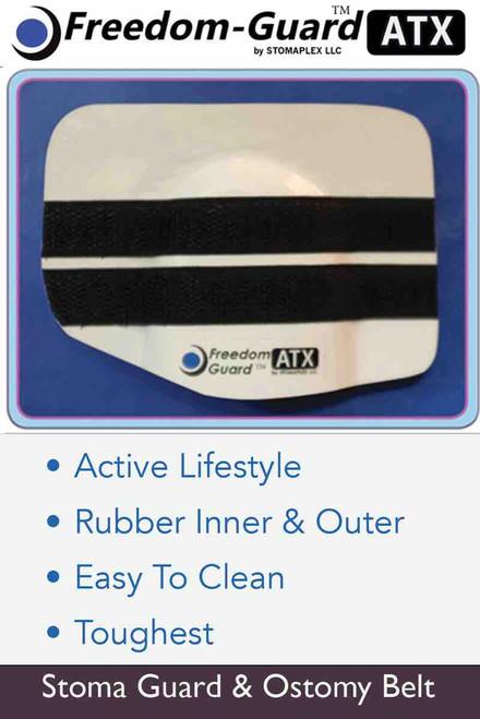 Stoma Guard  For Sports, Stomaplex Ostomy Belt, ostomy belt for sports