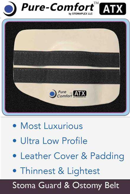 Comfort Stoma Guard with Stomaplex Ostomy Belt, Ostomy Belt For Comfort, comfort ostomy belt, ostomy comfort belt