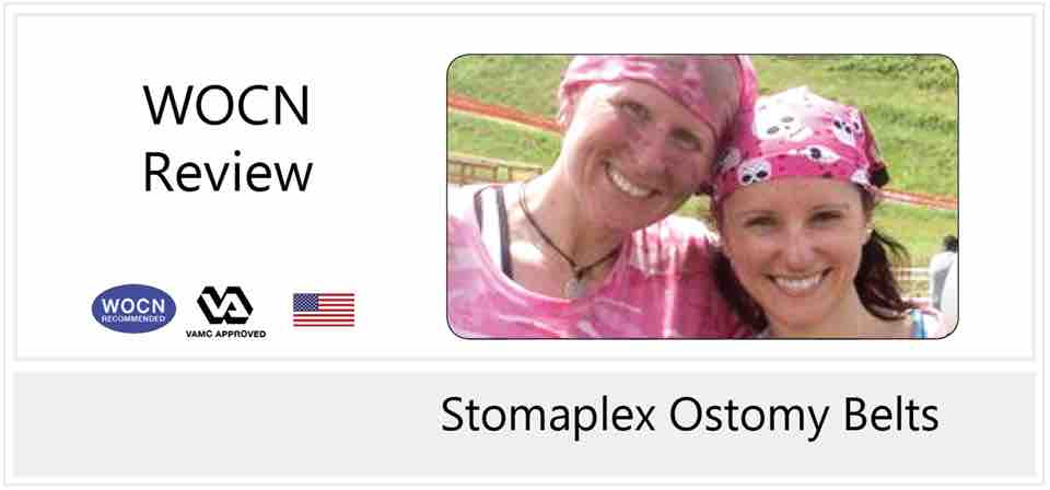 WOCN Ostomy Nurse Review of the Stomaplex Ostomy Belt and Stomaplex Stoma Guard