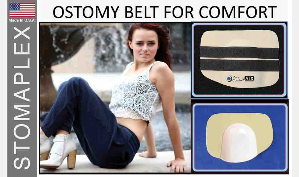 stoma guard for comfort, ostomy wrap for comfort