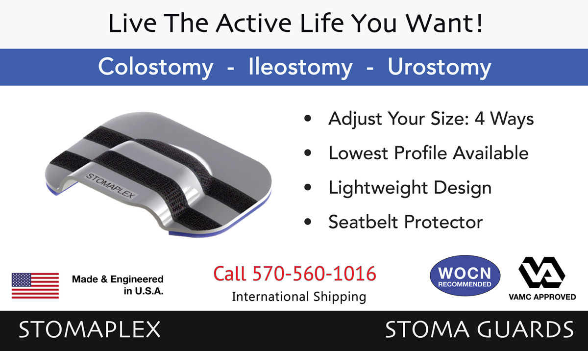 Buy Stoma Guards and Ostomy Belts for Ileostomy, Colostomy, Urostomy. Stoma guards are contoured to cover your ostomy, Ostomy belts are soft and comfortable with microfiber.