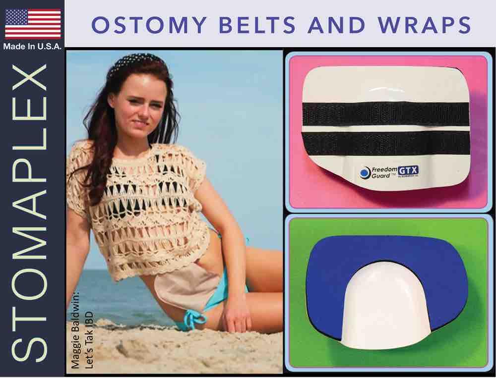 Ostomy Belts and Wraps, by Stomaplex Ostomy Belts, ostomy running wrap, ostomy fitness belt women, ostomy swim wrap