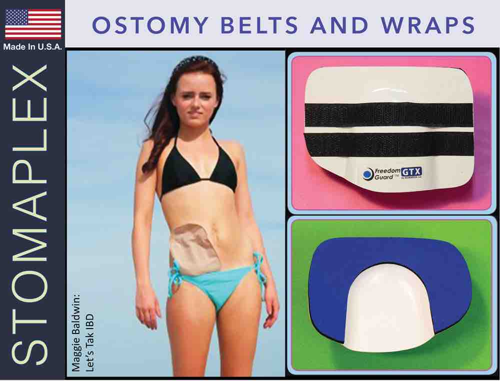 Ostomy Belts and Wraps, by Stomaplex Ostomy Belts, ostomy wrap review, ostomy belt women, ostomy swim wrap