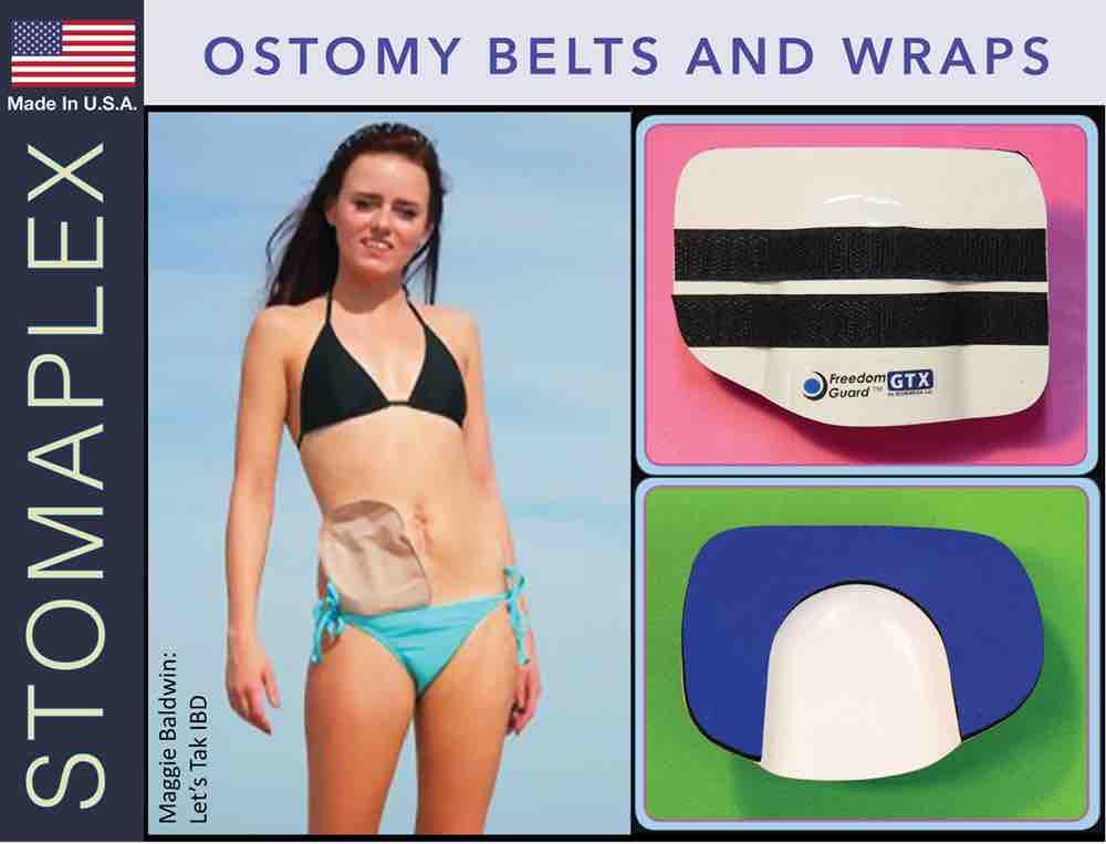 Ostomy Belts and Wraps, by Stomaplex Ostomy Belts, ostomy wrap review, ostomy belt women, ostomy armor wrap