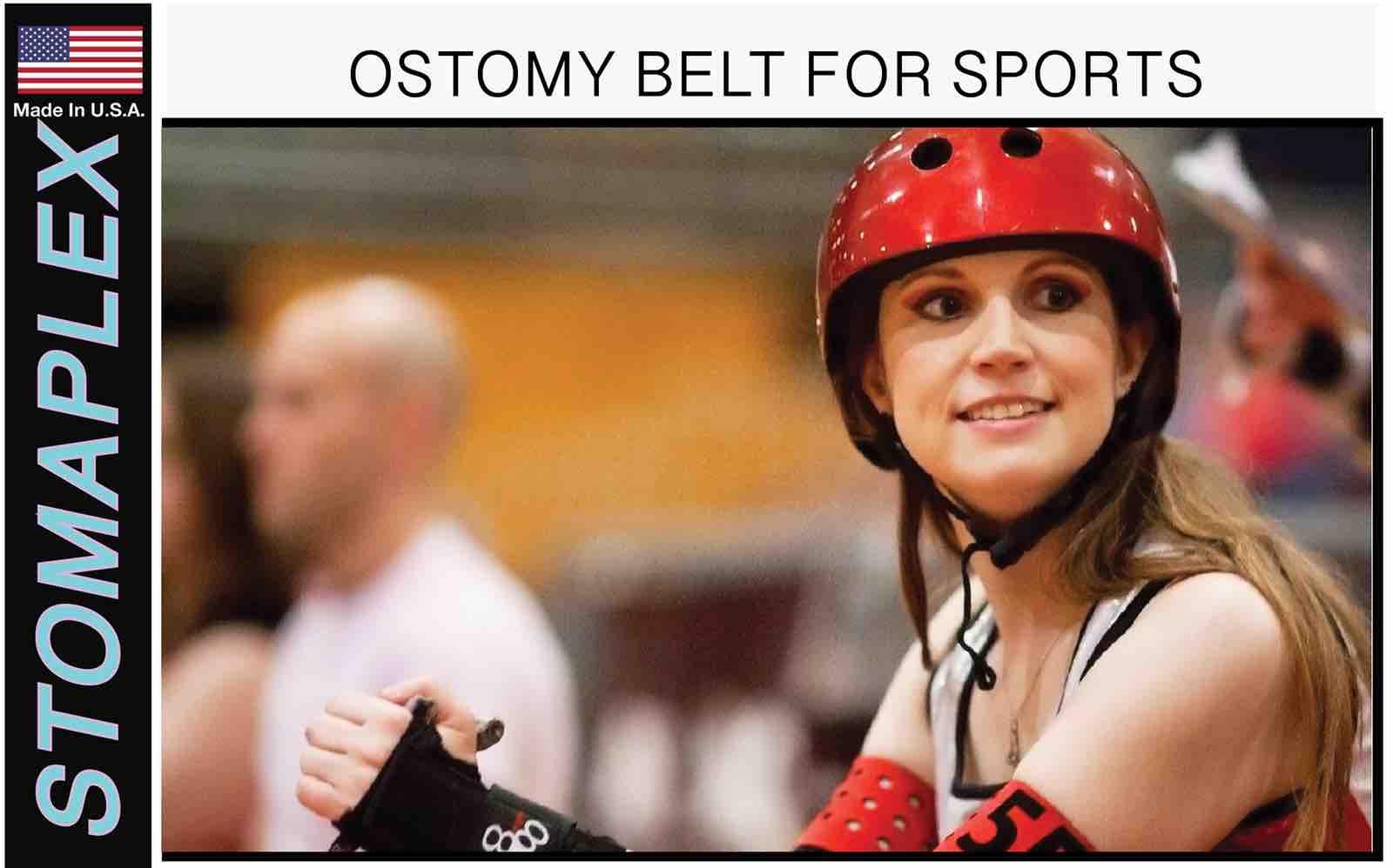 Ostomy Nurse Recommendations, sport belt, ostomy sport belt, ostomy exercise belt, ostomy support belt, ostomy belt for sports